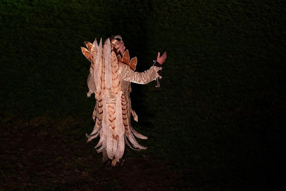 foto's van de theatervoorstelling Mariecken uit Nijmegen